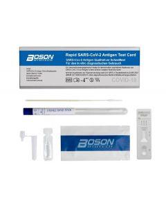 Rapid SARS-CoV-2 Antigen Test Card zur Eigenanwendung - 1Stk.